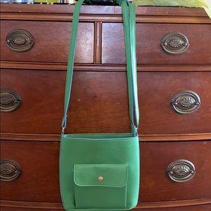 Handbags - Green Hand Bag